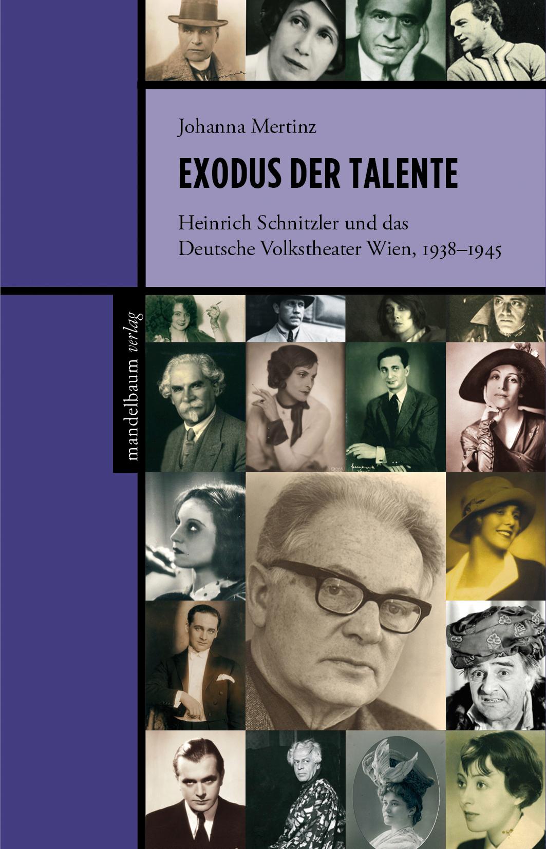 Mandelbaum Verlag Exodus der Talente